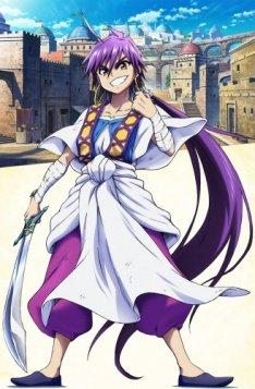 Magi :Sinbad no Bouken