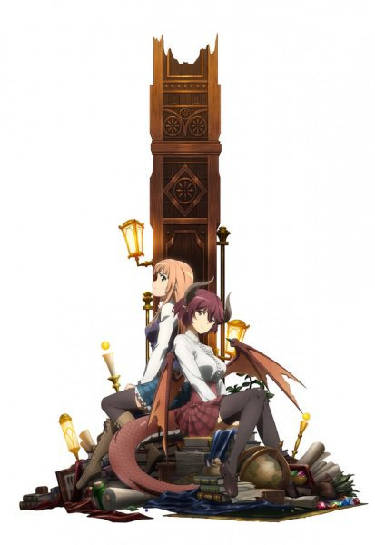 Shingeki no Bahamut : Manaria Friends