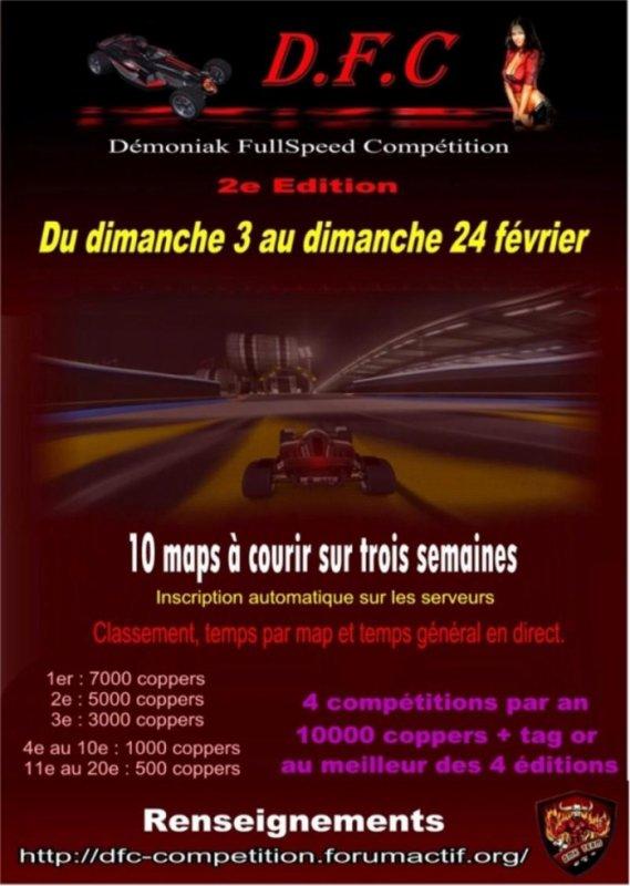Conpétition full Speed , Venez