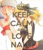 Keep calm and love Nalu <3