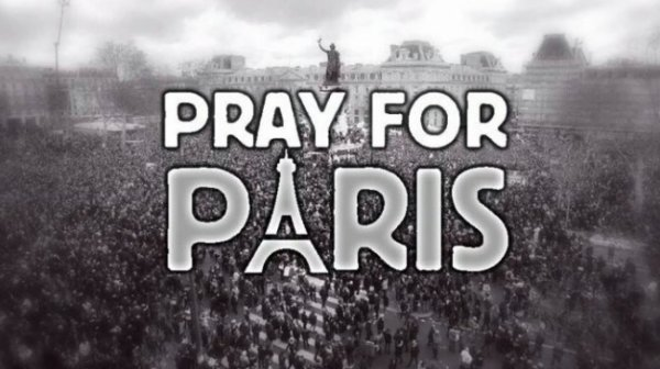 Pray for Paris !
