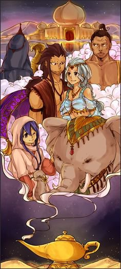 Rubrique Spéciale : Les secrets de Fairy Tail !