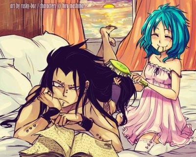 Rubrique Spécial : Les secrets de Fairy Tail !!!