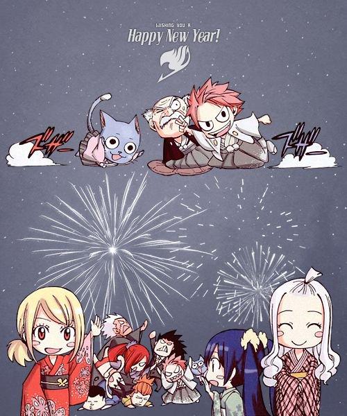 Bonne année !!!! <3<3<3
