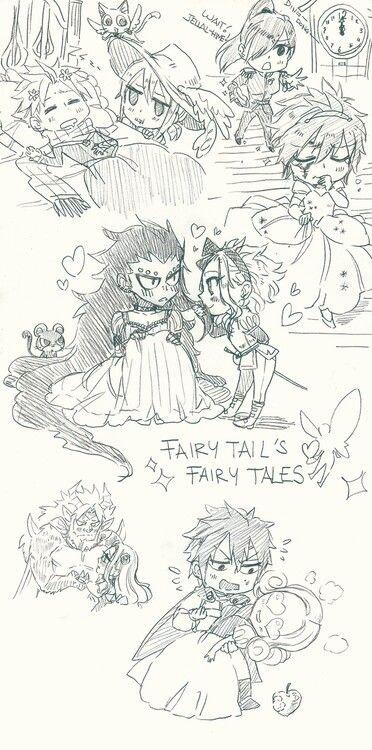 Rubrique Spéciale : Les secrets de Fairy Tail