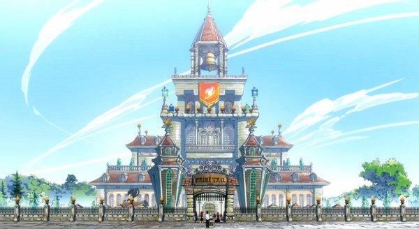 Peut-être bientôt la fin de Fairy Tail ?