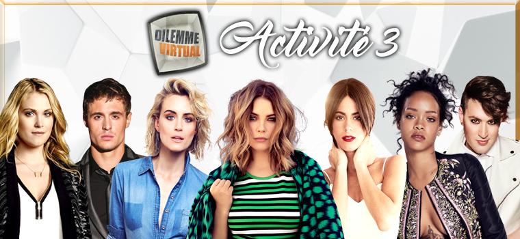 """ACTIVITÉ 3 - """"L'Équipe Orange a un Incroyable Talent !"""""""
