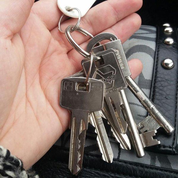 Le clés mon appartement