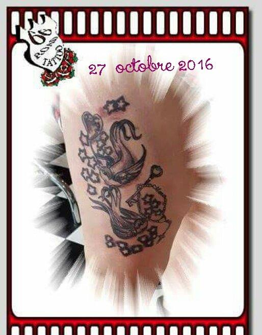 Nouveau tatoo 27 octobre 2016
