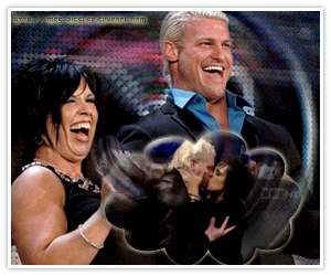LOVE STORY IN THE WWE  MON PRINCE AUX CHEVEUX D'OR