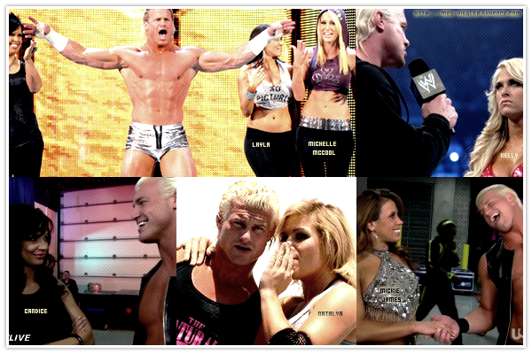 DOLPH AND THE DIVAS MON PRINCE AUX CHEVEUX D'OR
