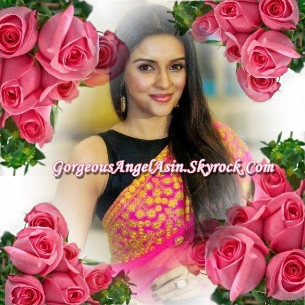 Welcome to Gorgeous Angel Asin