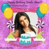 Happy Birthday Madev Anna :)