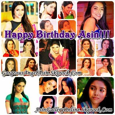 Happy Birthday Asin *2013*
