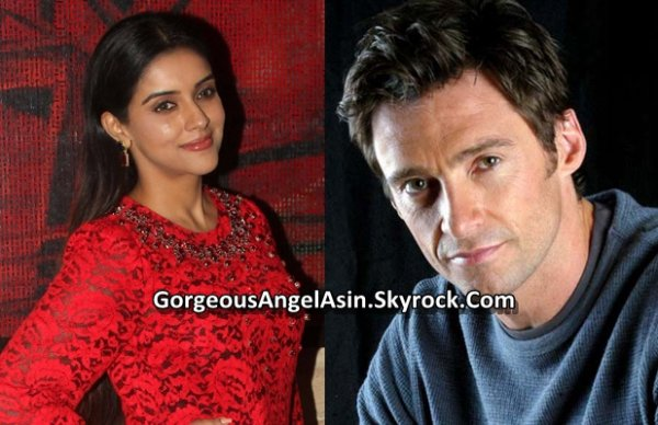 Hugh Jackman sends a surprise for Asin on her birthday!
