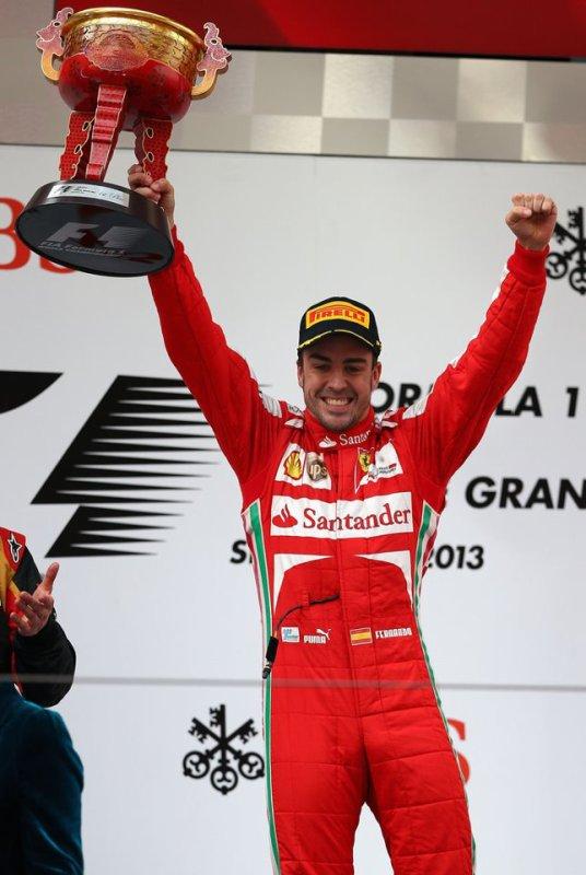 Grand Prix de Chine à Shangaï