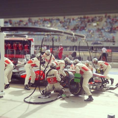 Grand Prix de Bahreïn à Sahkir !
