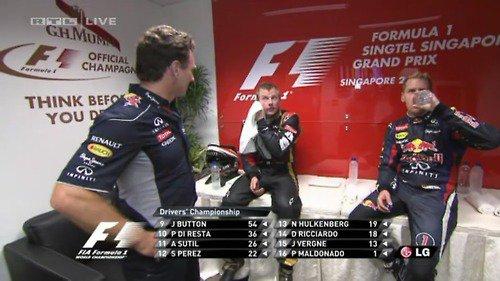 Grand Prix de Singapour !!