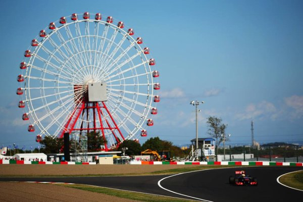 Grand Prix du Japon à Suzuka !