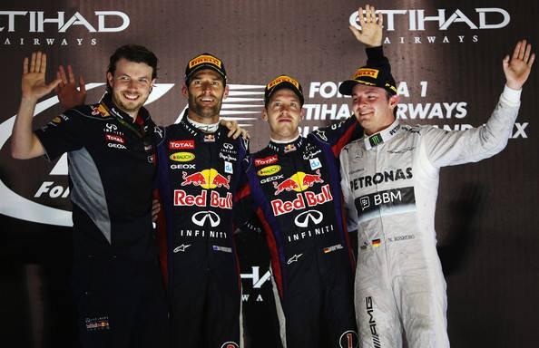 Grand Prix d'Abu Dhabi !