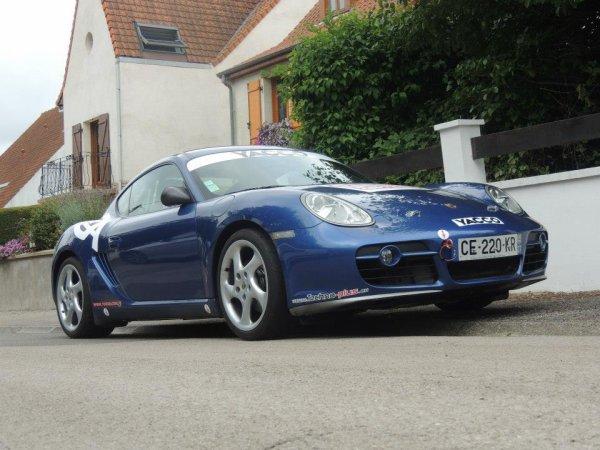 Porsche !