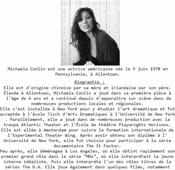 Michaela Conlin