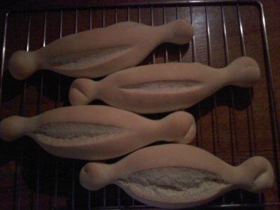 mini pain massif