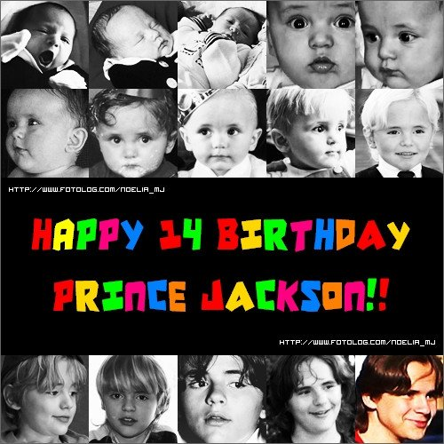Happy birthday Prince +photo en plus