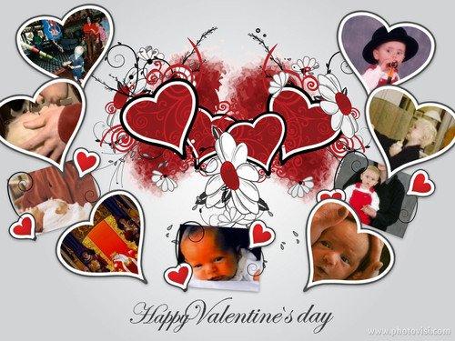 Joyeux St Valentin à tous