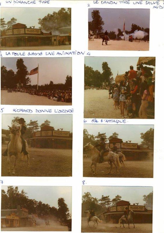 photos d'ensemble de la vallée dans les années 70 et plus