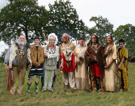 notre premier groupe en 2006
