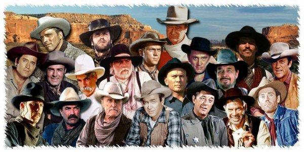 Souvenez vous ils ont tous marquer l'épopée du Western