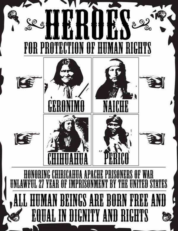 La résistance Apache