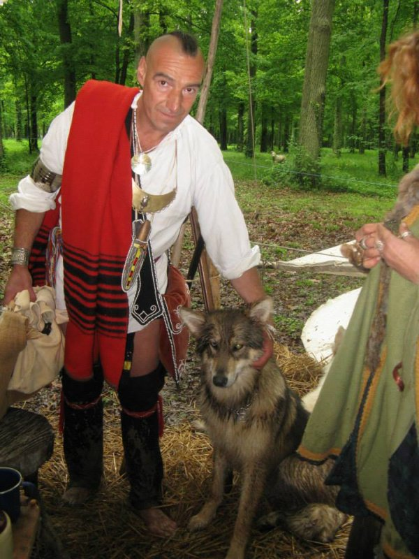 le clan de l'Iroquois 1