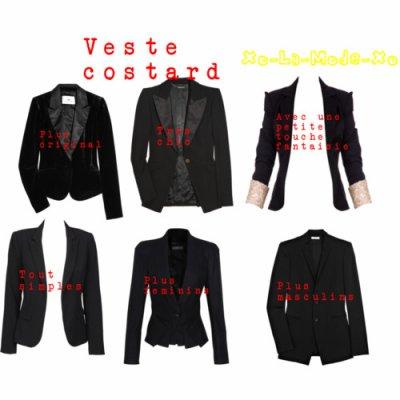 Veste Costard