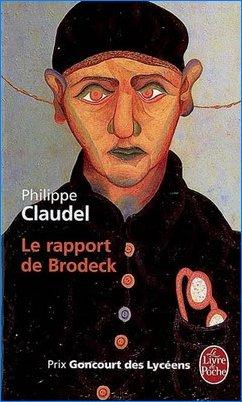 ♥ Le rapport de Brodeck  de Philippe Claudel ♥