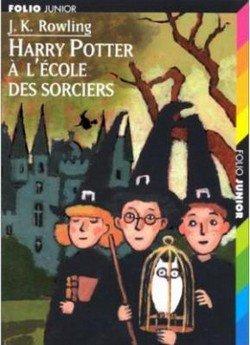Harry Potter à l'école des sorciers de J.K. Rowling
