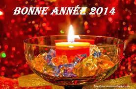 Bonne Année 2014.