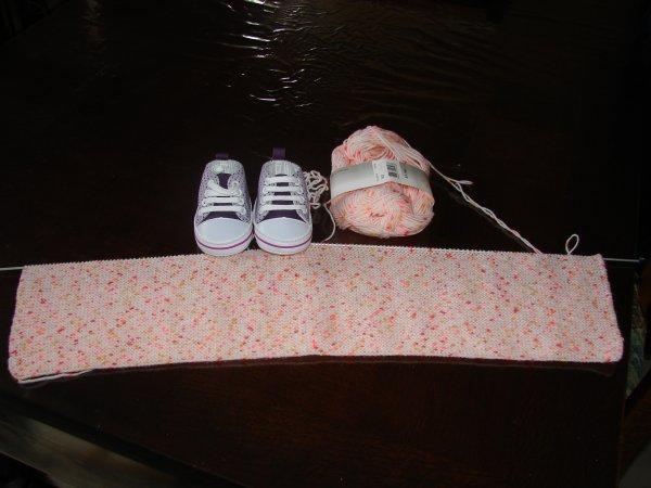 Couverture bébé...