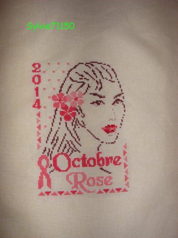 Octobre rose 2014... 2 finie.