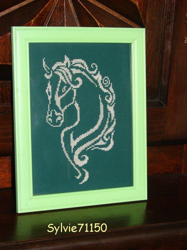 Horse encadrer...