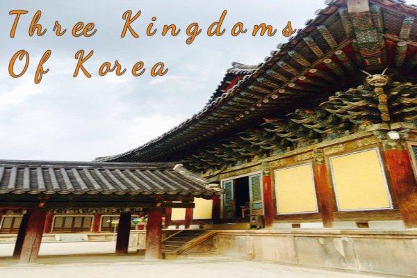Three Kingdoms Of Korea