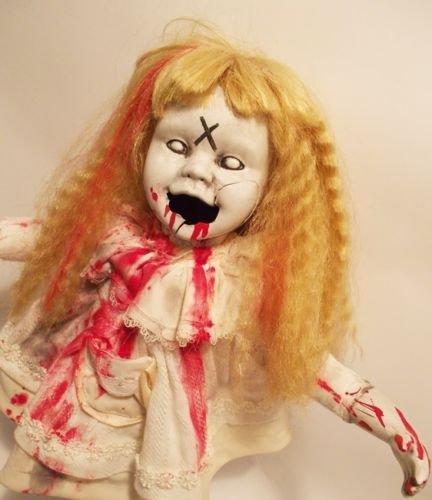 Une drôle de poupée..