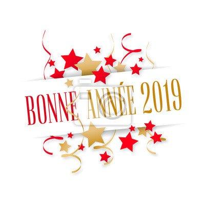 bonne annee mes ami(es) 2019