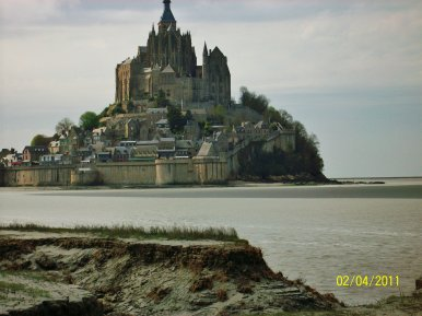 ESCAPADE AU MONT SAINT MICHEL !