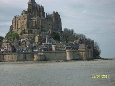 VISITE DE LA BAIE : Du Mont st Michel vers Tombelaine !