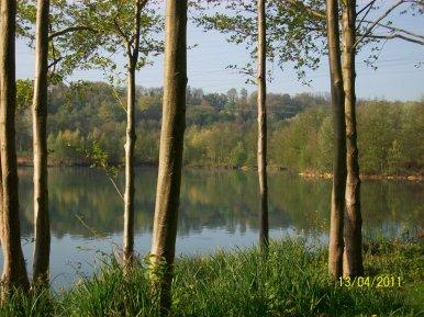 Promenade autour de l'étang !