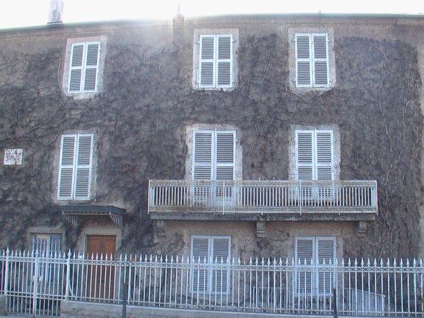 VISITE D'ARBOIS Où vécut Monsieur Louis Pasteur :-) bonne visite à tous Jenny.