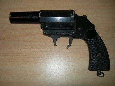 pistolet allemand