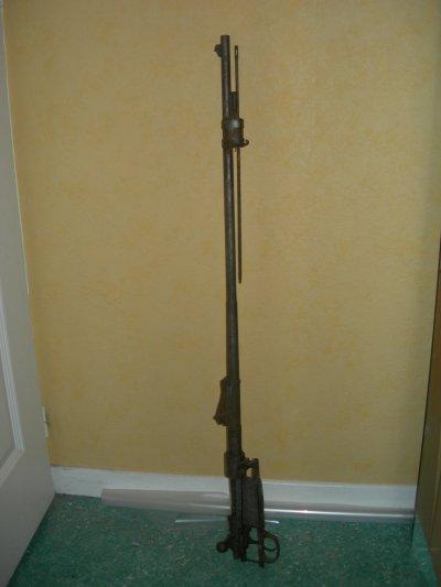 fusil Mauser 98 G